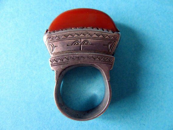 Astounding Tuareg Ring